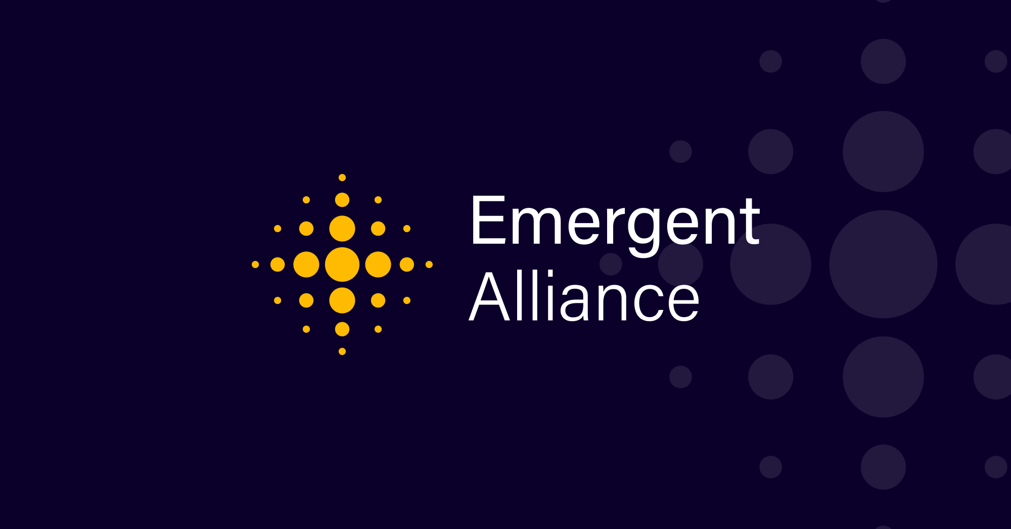 A new direction for the Emergent Alliance main image