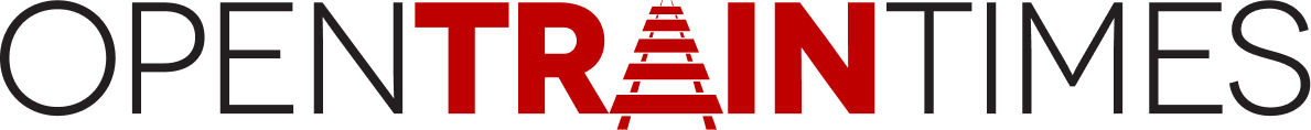 Open Train Times logo