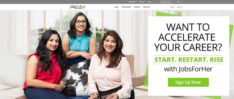 JobsForHer and Emergent Alliance launch HerTech for Women in Tech main image